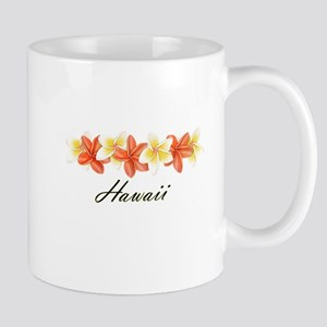Plumeria Band Hawaii Mug